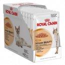 Royal Canin INTENSE BEAUTY in GRAVY корм для кошек (кусочки в соусе)