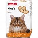 Beaphar Kittys+Taurin-Biotin Витаминное лакомство для кошек