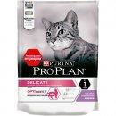 Pro Plan (Про План) Delicate Adult Turkey Для кошек с чувствительной кожей с индейкой