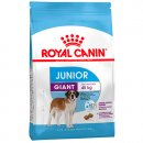 Royal Canin GIANT JUNIOR (ЮНИОРЫ ГИГАНТСКИХ ПОРОД) корм для щенков от 8-24 месяцев