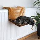 Trixie Гамак на батарею для кошек светло-коричневый (4322)