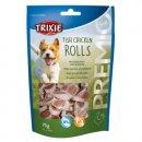 Trixie Premio Лакомство для собак, роллы курица с сайдой