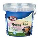 Trixie Soft Snack Happy Mix - Смесь лакомств для собак ягнёнок, лосось, курица