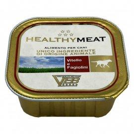 Healthy Meat  VEAL & GREEN BEANS влажный корм для собак ТЕЛЯТИНА и ЗЕЛЕНАЯ ФАСОЛЬ
