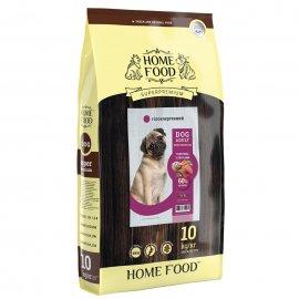 Home Food ТЕЛЯТИНА С ТРАВАМИ И ОВОЩАМИ - полнорационный корм для собак