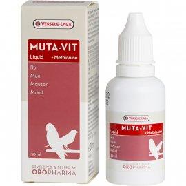 Versele-Laga Oropharma (Орофарма) Muta-Vit Liquid МУТА-ВИТ жидкие витамины для оперения птиц