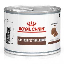 Royal Canin GASTRO INTESTINAL KITTEN полнорационный диетический для котят от 2 до 10 месяцев при нарушениях пищеварения