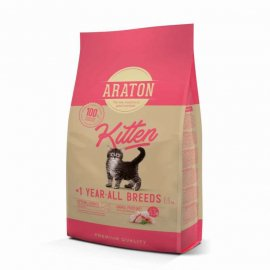Araton (Аратон) KITTEN CHICKEN сухой корм для котят КУРИЦА