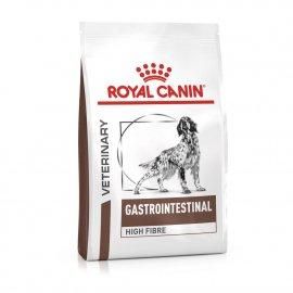 Royal Canin GASTRO INTESTINAL HIGH FIBRE лечебный корм с повышенным содержанием клетчатки для собак при нарушениях пищеварения