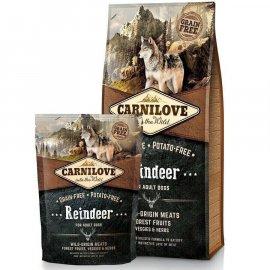 Carnilove REINDEER (СЕВЕРНЫЙ ОЛЕНЬ) корм для взрослых собак