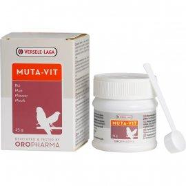 Versele-Laga Oropharma (Орофарма) Muta-Vit МУТА-ВИТ пищевая добавка, витамины для оперения птиц