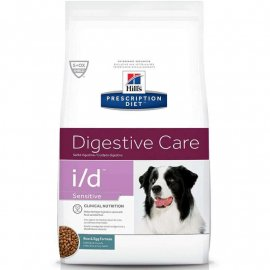 Hill's Prescription Diet i/d Digestive Care Sensitive корм для собак с проблемами пищеварения, связанными со стрессом и энтеропатией