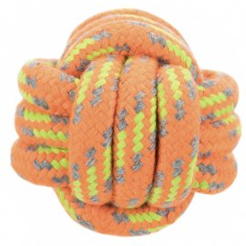 Trixie ROPE BALL игрушка для собак, веревочный мяч