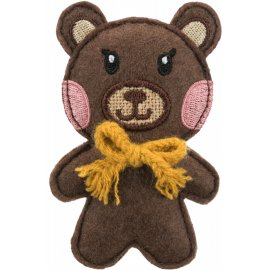 Trixie Медведь игрушка для кошек