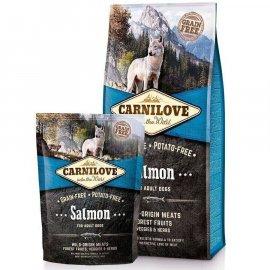 Carnilove SALMON ADULT (ЭДАЛТ ЛОСОСЬ) корм для взрослых собак