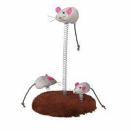 TrixieМышьигрушкадлякошек на подставке