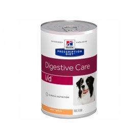 Hill's Prescription Diet i/d Digestive Care лечебные консервы для собак ИНДЕЙКА, 360 г