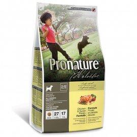 Pronature Holistic (Пронатюр Холистик) КУРИЦА С БАТАТОМ корм для щенков