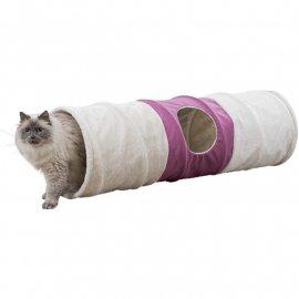 Trixie XXL игровой туннель для кота, плюш (43008)