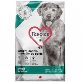 1st Choice (Фест Чойс) WEIGHT CONTROL MEDIUM & LARGE диетический корм для собак средних и крупных пород с избыточным весом