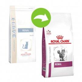 Royal Canin RENAL RF23 (РЕНАЛ) сухой лечебный корм для кошек от 1 года