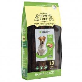 Home Food ЯГНЕНОК, УТКА И ЯБЛОКО - корм для активных собак МАЛЫХ ПОРОД