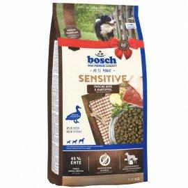 Bosch (Бош) HPC Sensitive корм для взрослых собак склонных к аллергии С УТКОЙ И КАРТОФЕЛЕМ