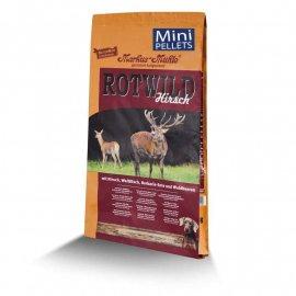 Luposan Markus-Muhle Mini ROTWILD Hirsch - cухой корм для собак мелких пород
