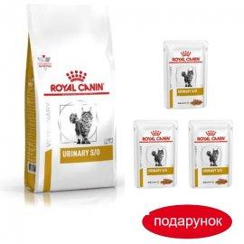Royal Canin URINARY S/O LP34 (УРИНАРИ) сухой лечебный корм для кошек от 1 года