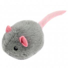 GiGwi (Гигви) Melody Chaser МЫШКА игрушка для котов с электронным чипом, 6 см