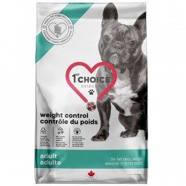 1st Choice (Фест Чойс) WEIGHT CONTROL TOY & SMALL диетический корм для собак мини и малых пород с избыточным весом