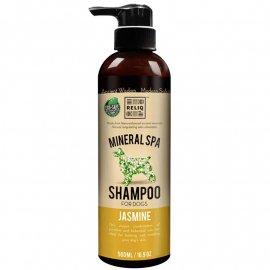 Reliq (Релик) Mineral Spa Jasmine Shampoo Шампунь для собак с экстрактом жасмина
