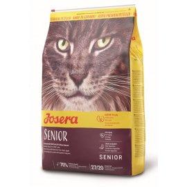 Josera SENIOR корм для пожилых и малоактивных/склонных к полноте котов