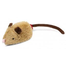 GiGwi (Гигви) Speedy Catch ИНТЕРАКТИВНАЯ МЫШКА игрушка для котов, 9 см