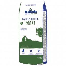 BOSCH Breeder Line Maxi - Корм для собак крупных пород (бридерская упаковка), 20 кг