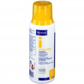 Virbac Pyoderm (ПИОДЕРМ) антибактериальный и противогрибковый шампунь с хлоргексидином 3% для собак и кошек