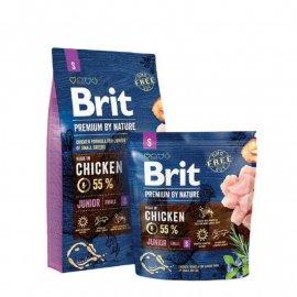 Brit Premium Junior Small S - корм для щенков и молодых собак мелких пород
