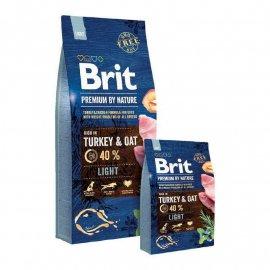 Brit Premium Light - корм для собак, склонных к полноте