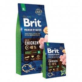 Brit Premium Adult Extra Large XL - корм для взрослых собак гиганских пород