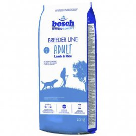 BOSCH (Бош) Breeder Line Lamb & Rise - корм для собак с ягненком и рисом 20 кг