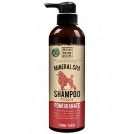 Reliq (Релик) Mineral Spa Pomegranate Shampoo Шампунь для собак с экстрактом граната