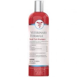 Veterinary Formula Flea & Tick Shampoo - шампунь ПРОТИВ БЛОХ и КЛЕЩЕЙ для собак и кошек