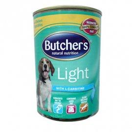 Butcher`s (Бутчерс) CHIKEN LIGHT (КУРИЦА ЛАЙТ) консерва для собак, склонных к полноте, 400 г