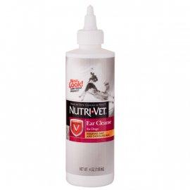 Nutri-Vet (Нутри-Вет) Ear Cleanse - ЧИСТЫЕ УШИ ушные капли для собак, 118 мл