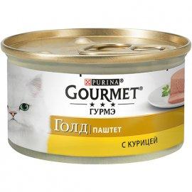 Gourmet Gold (Гурмет Голд) - мусс из курицы (паштет)