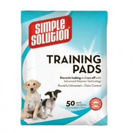 Simple Solution (Симпл Селюшен) ORIGINAL TRAINING PADS (ПЕЛЕНКИ ВЛАГОВПИТЫВАЮЩИЕ ГИГИЕНИЧЕСКИЕ) для собак