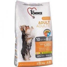 1st Choice (Фест Чойс) ADULT TOY & SMALL BREED (СОБАКИ МИНИ И МАЛЫХ ПОРОД) корм для собак
