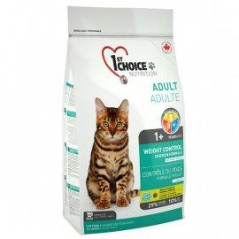 1st Choice (Фест Чойс) ADULT WEIGHT CONTROL (КОНТРОЛЬ ВЕСА) корм для кошек