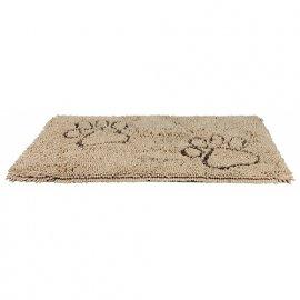 Trixie (Трикси) DIRT-ABSORBING MAT (ГРЯЗЬ - ПОГЛОЩАЮЩИЙ) коврик для собак, бежевый