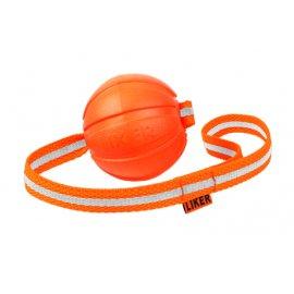 Collar (Коллар) LIKER LINE (ЛАЙКЕР ЛАЙН) мячик игрушка для собак